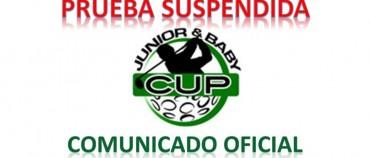 COMUNICADO OFICIAL ASSOCIACIÓ JUNIOR & BABY CUP